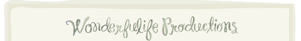Wonderfulife Productions logo